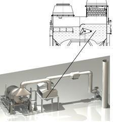 Системы мокрой очистки пылегазовых выбросов